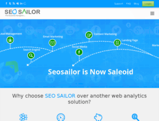 seosailor.com screenshot