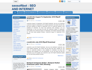 seosoftbot.blogspot.com.tr screenshot