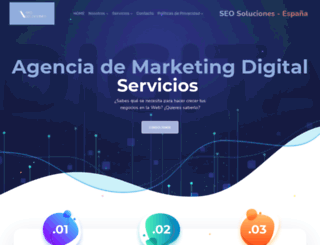 seosoluciones.es screenshot