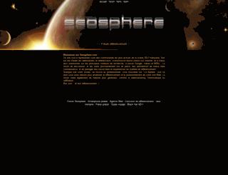 seosphere.com screenshot