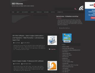 seostorms.blogspot.com.br screenshot