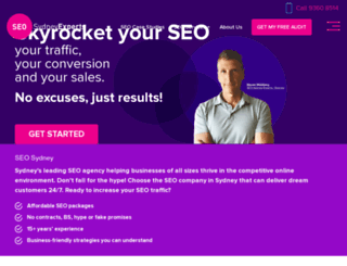 seosydneyexperts.com.au screenshot