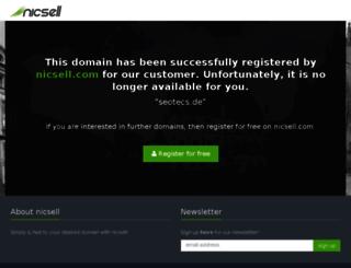 seotecs.de screenshot