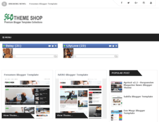 seothemeshop.com screenshot