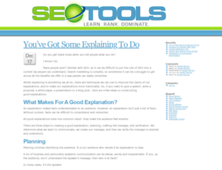 seotools.net screenshot