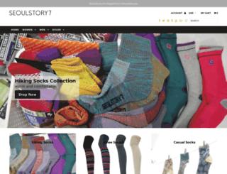 seoulstory7.com screenshot