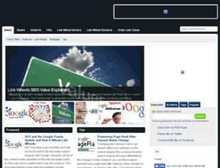 seovine.com screenshot