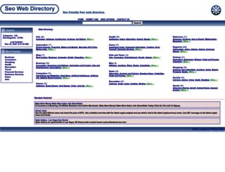 seowebdir.net screenshot