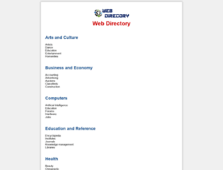 seowebdirectory.net screenshot