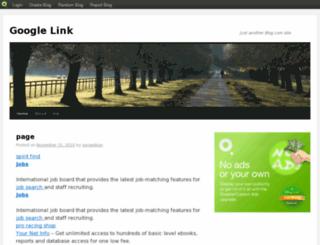 seowebon.blog.com screenshot