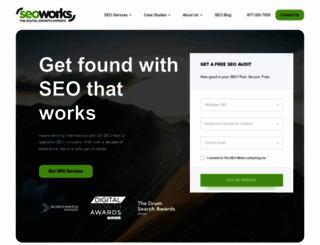 seoworks.com.au screenshot