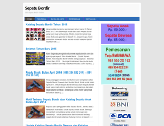 sepatubordir.com screenshot