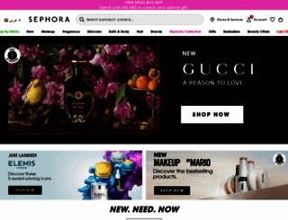 sephora.ae screenshot