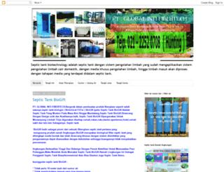septictankbiogiftglobal.blogspot.com screenshot