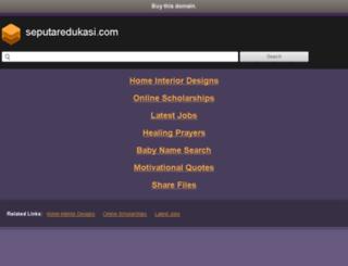 seputaredukasi.com screenshot