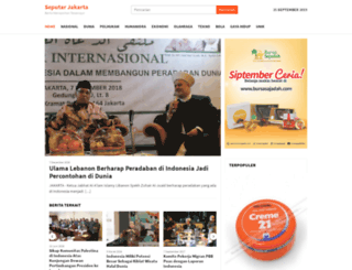 seputarjakarta.com screenshot