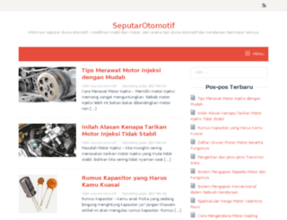 seputarotomotif.com screenshot