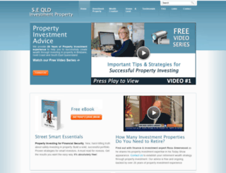 seqldproperty.com.au screenshot