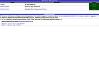 sequel2.publish2profit.com screenshot