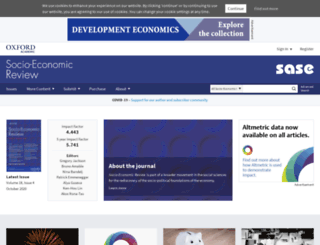 ser.oxfordjournals.org screenshot