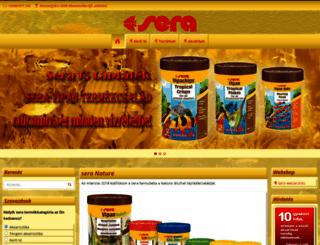 sera.hu screenshot