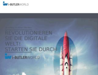 serafim.i-butler-world.com screenshot