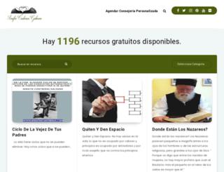 serafincontreras.com screenshot