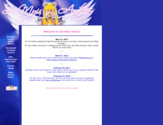 seramyuantics.net screenshot