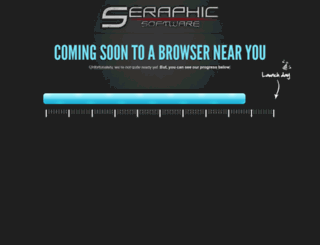 seraphicsoftware.com screenshot