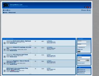 serayamotor.com screenshot
