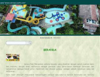 serayupark.com screenshot