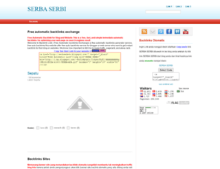 serbaada4u.blogspot.com screenshot