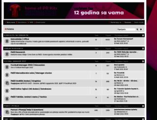 serbian-fm.net screenshot