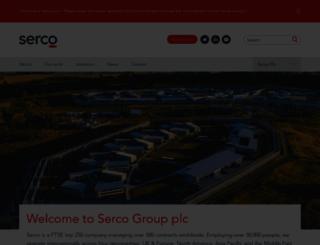 sercoglobal.com screenshot
