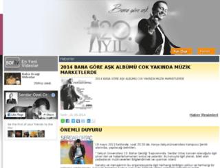 serdarortac.com.tr screenshot