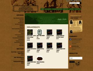 serendipitea.com.au screenshot