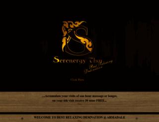 serenergythai.com.au screenshot