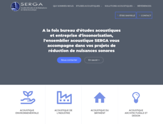 serga.fr screenshot