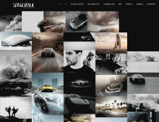 sergejfalk.com screenshot
