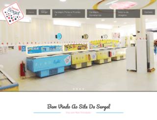 sergel.com.br screenshot