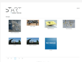 sergetiroche.collectorsystems.com screenshot