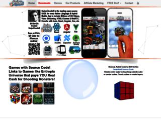 sergioapps.com screenshot