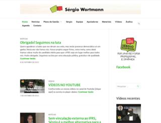 sergioifrs.wordpress.com screenshot