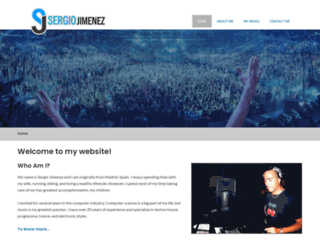 sergiojimenez.com screenshot