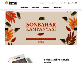 serhat.com.tr screenshot
