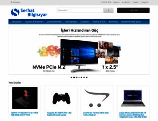 serhatbilgisayar.com screenshot
