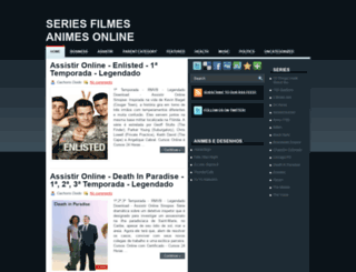 seriadosonlinetv.blogspot.com screenshot