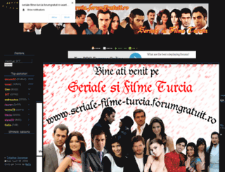 seriale-filme-turcia.forumgratuit.ro screenshot