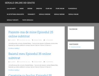serialeonlinehd.net screenshot