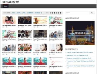 seriales-tv.net screenshot